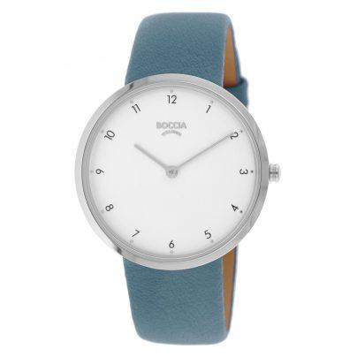 Boccia 3309-07 Damenarmbanduhr aus Titan 4040066256382