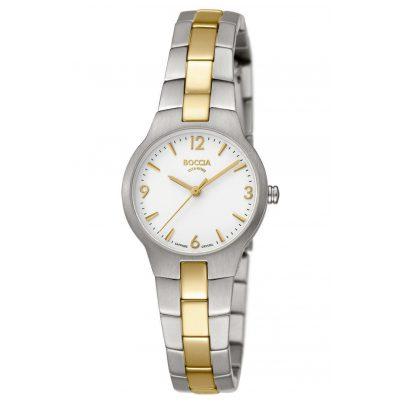Boccia 3312-02 Titanium Women's Watch 4040066256542