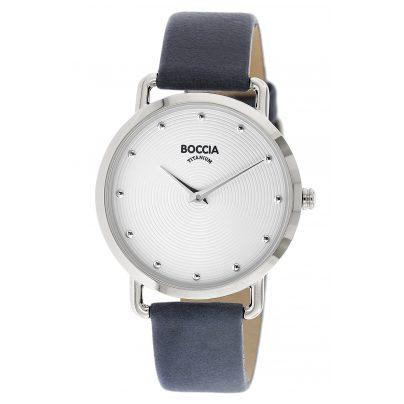 Boccia 3314-01 Titanuhr für Damen 4040066256726