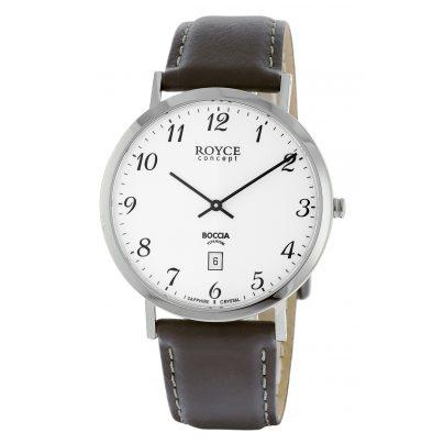 Boccia 3634-01 Titan-Herrenuhr Royce 4040066254548