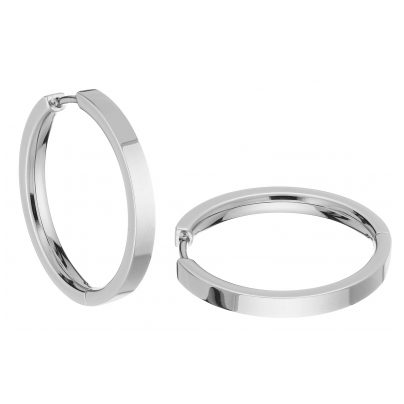 Boccia 0517-03 Titanium Hoop Earrings 4040066164229