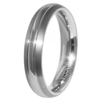 Boccia 0131-01 Titan Herren-Ring