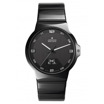 Junghans 018/1132.44 Force Gents Radio-Solar-Watch 4000897387518