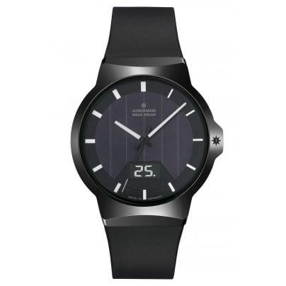 Junghans 018/1000.00 Radio-Controlled Solar Watch for Men Force Mega Solar 4000897392727