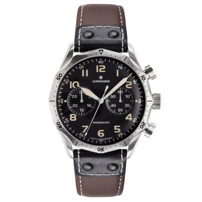 Junghans 027/3591.00 Meister Pilot Fliegeruhr Chronograph 4000897346232