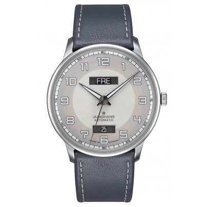Junghans 027/4720.00 Master Driver Day Date Mens Automatic Watch 4000897390747