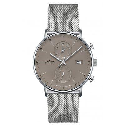 Junghans 041/4878.44 Men's Watch Chronoscope Form C 4000897391294