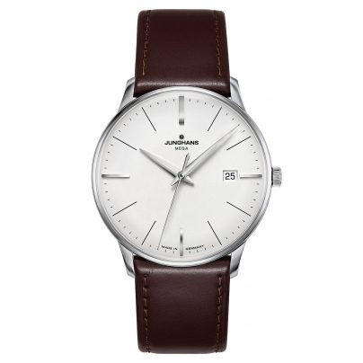 Junghans 058/4800.00 Radio-Controlled Watch Meister Mega for Ladies and Men 4000897391409