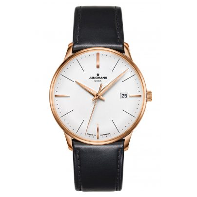 Junghans 058/7800.00 Radio-Controlled Watch Meister Mega for Ladies and Men 4000897391478