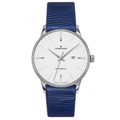 Junghans 027/4846.00 Meister Automatic Watch With Diamonds 4000897391195