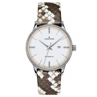 Junghans 027/4847.00 Meister Ladies' Automatic Watch 4000897391201