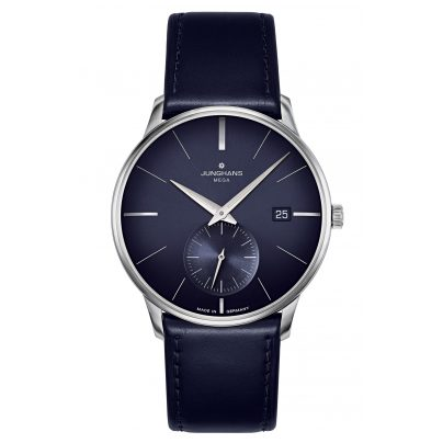 Junghans 058/4901.00 Men´s Radio-Controlled Watch Meister Mega Kleine Sekunde 4000897391744