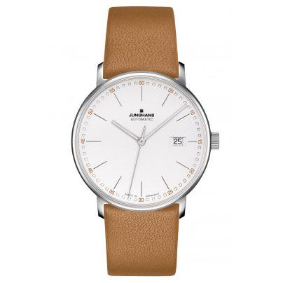 Junghans 027/4734.00 Automatik Armbanduhr Form A 4000897390686