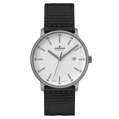 Junghans 027/2000.00 Wristwatch Automatic Form A Titanium 4000897392758