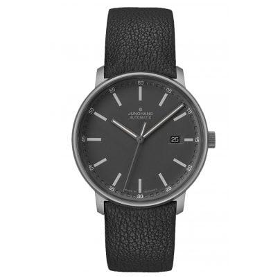 Junghans 027/2001.00 Armbanduhr Automatik Form A Titan 4000897392765
