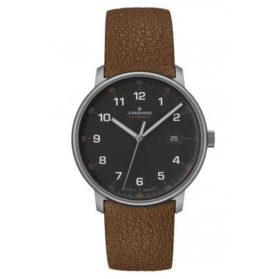 Junghans 027/2002.00 Automatic Wristwatch Form A Titanium 4000897392772