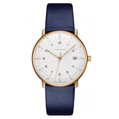 Junghans 041/7849.00 max bill Quarz Herren-Armbanduhr 4000897391041