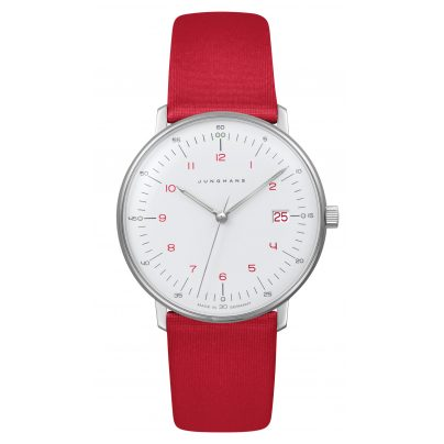 Junghans 047/4541.04 max bill Ladies Watch 4000897392345