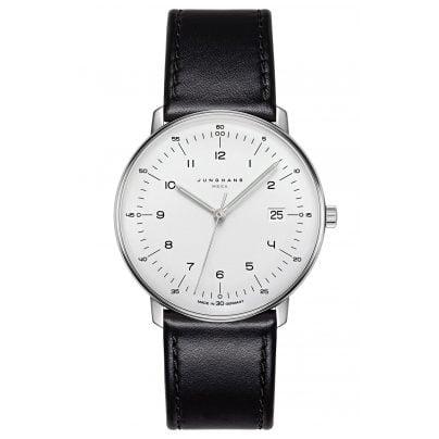 Junghans 058/4820.04 max bill Mega Radio-Controlled Watch 4000897393328