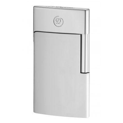 S.T. Dupont 027002E Elektrisches Feuerzeug E-Slim Chrom 3597390242709