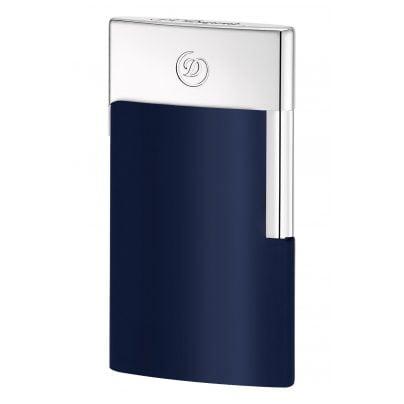 S.T. Dupont 027008E Electric Lighter E-Slim Blue 3597390247773