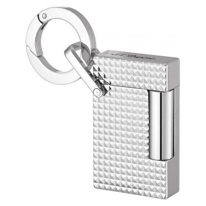 S.T. Dupont 027002KR Schlüsselanhänger mit Mini-Feuerzeug 3597390240644
