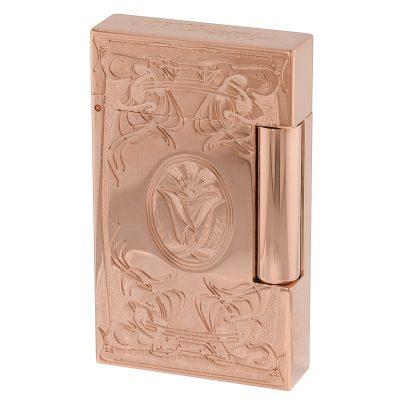 S.T. Dupont 16922 Feuerzeug Art Nouveau - limitierte Auflage 3597390212368