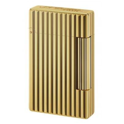 S.T. Dupont 020803B Feuerzeug Initial Gold 3597390246172