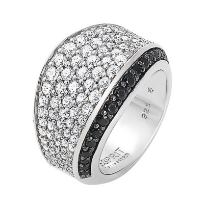 Esprit Collection ELRG91823B Aura Silber-Ring