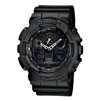 Casio GA-100-1A1ER G-Shock Herrenuhr 4971850443865