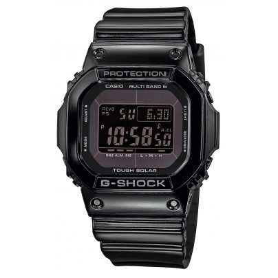 Casio GW-M5610BB-1ER G-Shock Solar-Funkuhr 4971850050124