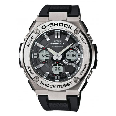 Casio GST-W110-1AER G-Shock Solar Radio-Controlled Watch 4971850028222