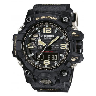 Casio GWG-1000-1AER G-Shock Mudmaster Triple-Sensor Uhr 4971850028444