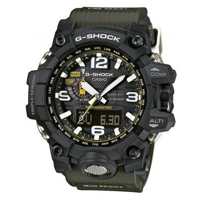 Casio GWG-1000-1A3ER G-Shock Mudmaster Watch 4971850028345