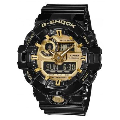 Casio GA-710GB-1AER G-Shock Herrenuhr 4549526144646
