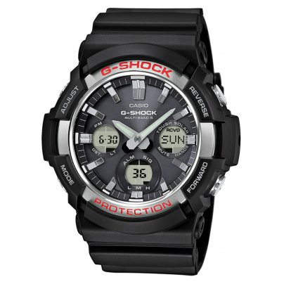 Casio GAW-100-1AER G-Shock AnaDigi RC Solar Mens Watch 4549526163494