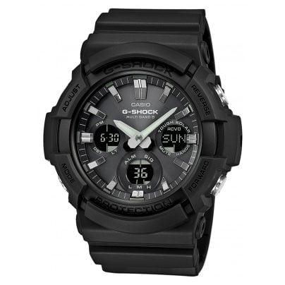 Casio GAW-100B-1AER G-Shock AnaDigi Funk Solar Herrenuhr 4549526163524
