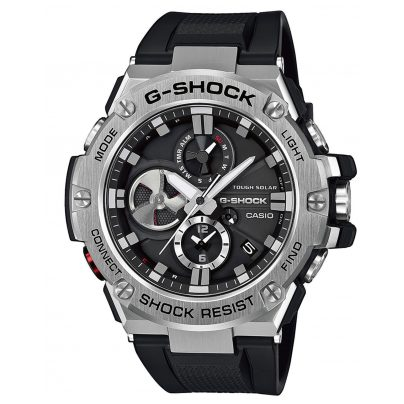 Casio GST-B100-1AER G-Shock G-Steel Bluetooth Mens Solar Watch 4549526168178