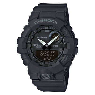 Casio GBA-800-1AER G-Shock AnaDigi Bluetooth Watch 4549526179105