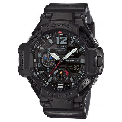 Casio GA-1100-1A1ER G-Shock Herrenuhr Gravitymaster 4549526176982