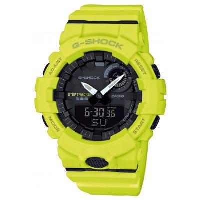 Casio GBA-800-9AER G-Shock Bluetooth Step Tracker Watch 4549526179358