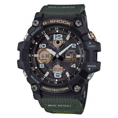 Casio GWG-100-1A3ER G-Shock Mudmaster Funk-Solar Herrenuhr 4549526176500