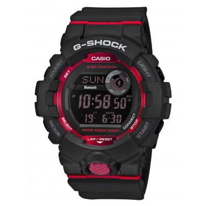 Casio GBD-800-1ER G-Shock G-Squad Bluetooth Men's Watch with Step Tracker 4549526202186
