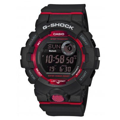 Casio GBD-800-1ER G-Shock G-Squad Bluetooth Herrenuhr mit Schrittzähler 4549526202186