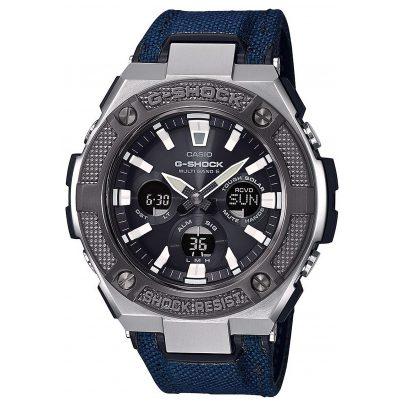 Casio GST-W330AC-2AER G-Shock Steel Funk-Solar Herrenuhr 4549526200656