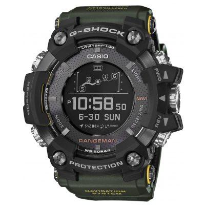 Casio GPR-B1000-1BER G-Shock Rangeman Herrenuhr Bluetooth GPS Navigation 4549526185762