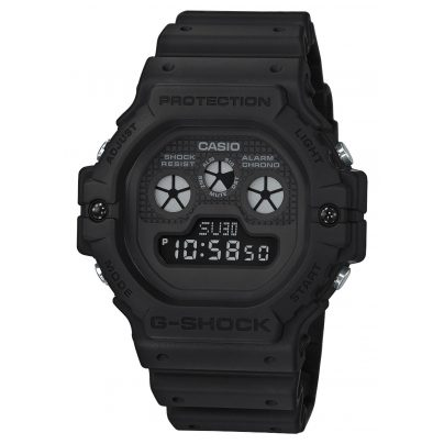 Casio DW-5900BB-1ER G-Shock Digitale Herrenuhr 4549526210174