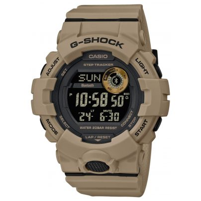 Casio GBD-800UC-5ER G-Shock G-Squad Herrenuhr mit Bluetooth 4549526218576