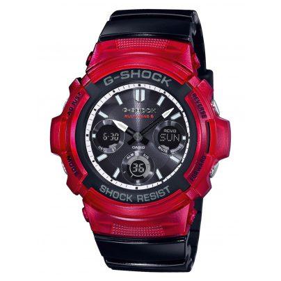Casio AWG-M100SRB-4AER G-Shock Funk-Solar-Armbanduhr 4549526223112