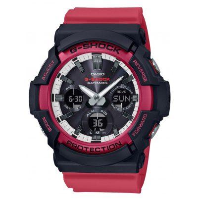 Casio GAW-100RB-1AER G-Shock Solar Radio-Controlled Wristwatch 4549526222948